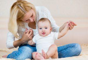 punerea bebelusului in sezut